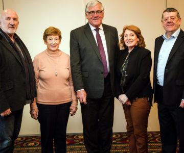 Launch of Gambling Awareness Trust