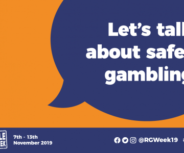 Responsible Gambling Week 2019