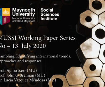 Maynooth University Research Working Paper